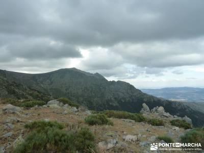 Cuerda de las Cabrillas - Senderismo en el Ocaso;sierra madrid rutas senderismo buitrago de lozoya